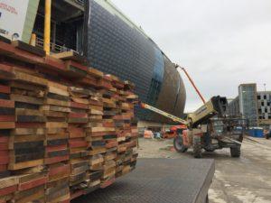 urban wood pallets
