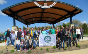 Greenfield Arbor Day event
