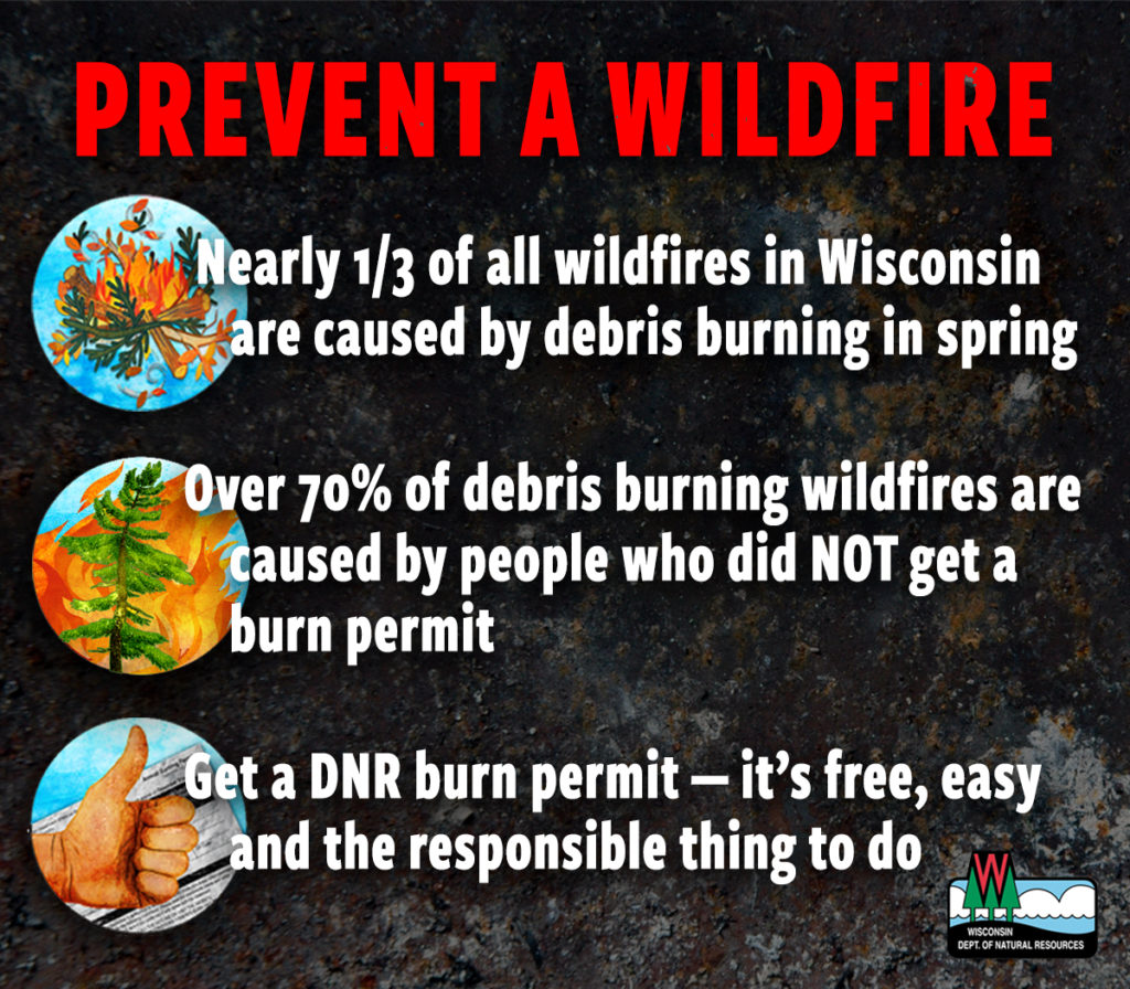 Prevent a wildfire