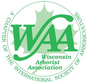 Wisconsin Arborist Association logo.