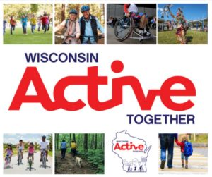 Logo for Wisconsin Active Together